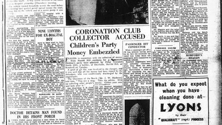 The Recorder week 9 1953
