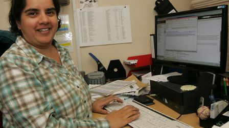 Rita loves her job and enjoys the crisis management element of helping people in need