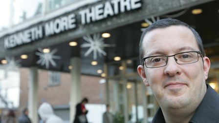 Steven Day at the Kenneth More Theatre