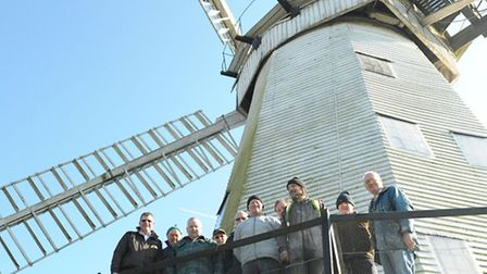 Residents can get the chance to explore Upminster Windmill