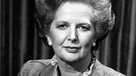 Former Prime Minster Margaret Thatcher has died at the age of 87. Picture: PA
