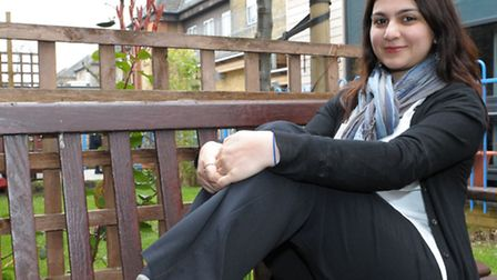 Cranbrook School teacher Zahrah is walking the great wall of China for charity. Zahrah in the school