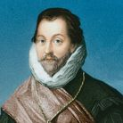 Circa 1585, Francis Drake (1540-1596). English admiral, first English sailor to reach the Pacific Oc