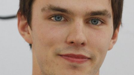 25/05/2012 File photo of British actor Nicholas Hoult attending a charity fashion show in Monaco. Se