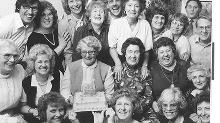 Tate&Lyle women workers