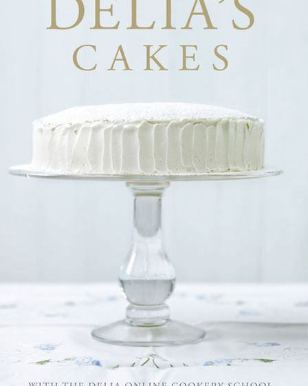 Delia's Cakes by Delia Smith, published by Hodder & Stoughton, priced £25. To watch demonstrations f