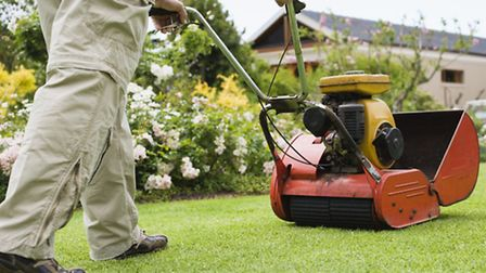 Sowing your own lawn is cheaper than buying turf. Picture: PA Photo/thinkstockphotos.