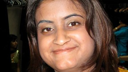 Masuma Mawji was hit by a lorry as she popped out for lunch