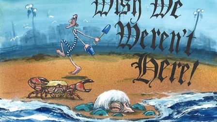 The summer of discontent: Wish we weren't here. Picture: Martin Rowson