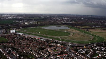 Kempton Park Race course in Surrey. Picture: PA Archive/Press Association