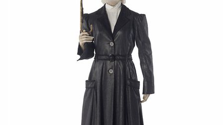 Mary Poppins dress used in Olympics opening ceremony