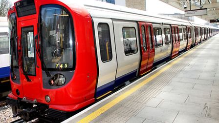 The new trains to appear on the District and Hammersmith and City lines