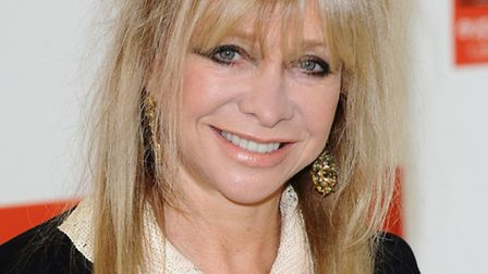 Jo Wood at Red's Hot Women Awards at the Saatchi Gallery in London. Picture: Ian West/PA Photos.