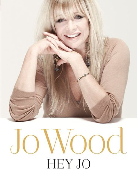 Hey Jo: A Rock And Roll Fairytale by Jo Wood, published by HarperCollins, priced £16.99. Picture: PA