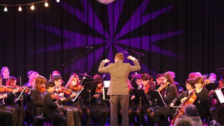 The school was taking part in the world's largest music festival for young people