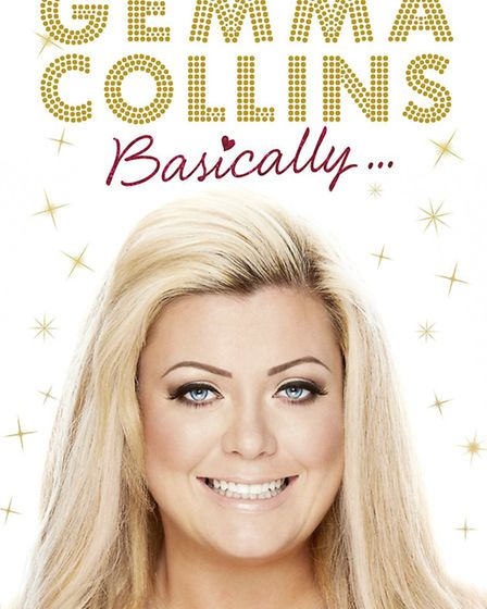 The Only Way Is Essex star Gemma Collins will be in Romford today signing copies of her book Basical