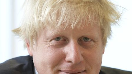 London Mayor Boris Johnson said successful boroughs would be geniunely transformed by the investment