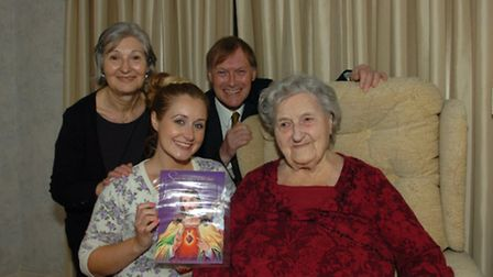 Maud Amess has lived in Newham all of her life, in Forest Gate, and she turned 100 on May 2 last yea