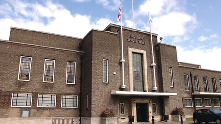 Havering Town Hall-