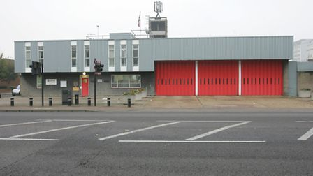 Silvertown Fire Station has been earmarked for closure