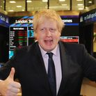 """Boris Johnson said London was """"a smörgåsbord of mouth-watering food from around the world"""". Picture:"""