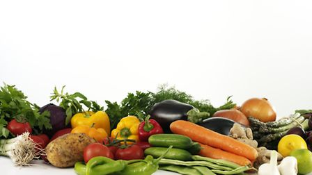 Eat plenty of fresh vegetables to feel better. Picture: PA Photo/thinkstockphotos.