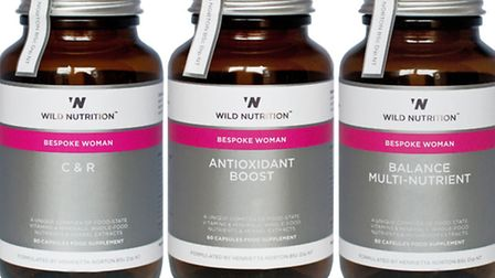 Try Woman Total Cleanse Programme, £90, by Wild Nutrition, available from www.wildnutrition.com. Pi