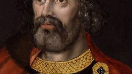 Robert Waleraund was a powerful figure during the reign of King Henry III (pictured)