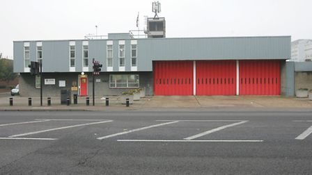 Silvertown Fire Station is said to be one of 17 stations earmarked for closure