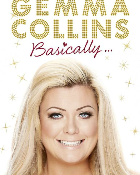 The Only Way Is Essex star Gemma Collins will be in Romford next week signing copies of her book Bas