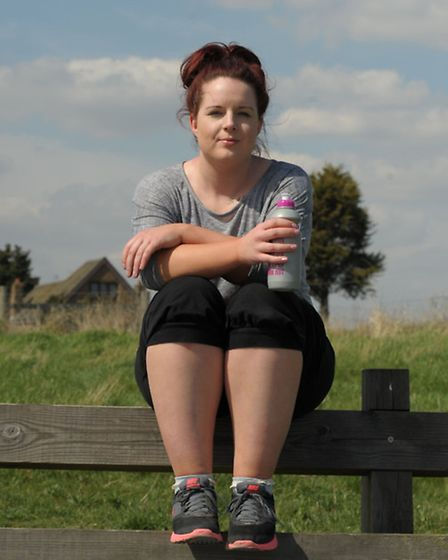 Vicky Stanton is climbing Ben Nevis in August for the British Lung Foundation, in memory of her gran
