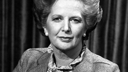Former Prime Minister Margaret Thatcher has died at the age of 87. Picture: PA