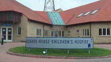 Richard House was one of 14 London hospices chosen to receive a Government grant.