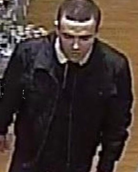 Police are appealing for assistance in identifying three men officers wish to speak to in connection