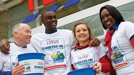 Tesco staff have teamed up with Diabetes UK to target undiagnosed sufferers