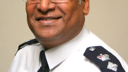 Chief Supt Sultan Taylor will be taking part in a fundraiser in New York this week.