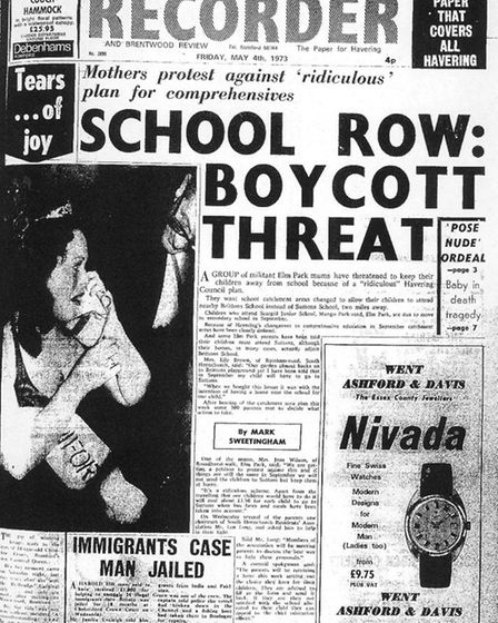 Romford and Hornchurch Recorder, May 4, 1973