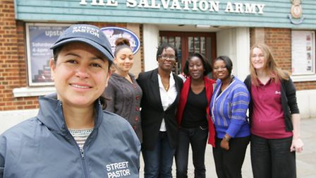 The Redbridge Street Pastors and the Salvation Army are setting up a prostitute drop in centre in Il