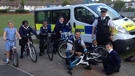 Kirsty Young, Tolu Erinle, Success Hartford, Elisa Rina, PCSO Mohammed Butt, PC Rodger Brash, Tumelo