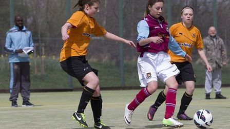 The first trials for the West Ham United Community Sports Trust Learning Academy will be held this m