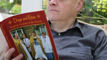 Mark Lewis has written a book about church traditions