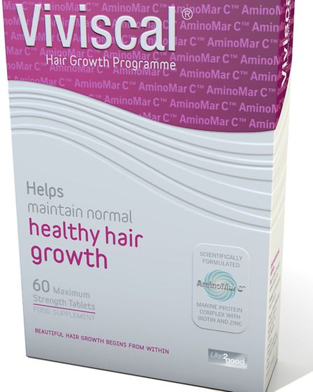 Viviscal, £49.95, available from Holland & Barret, Boots, Lloyds Pharmacy and independent health foo