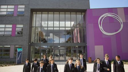 An Oasis Academy, similar to the design coming to the school in Silvertown.