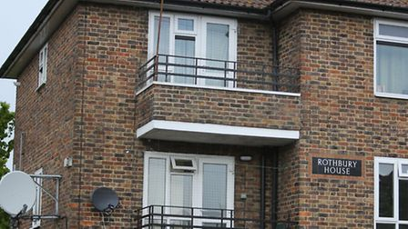 A flat in Kings Lynn Avenue, where Adebolajo's sister lived, was searched by police