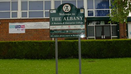"""The Albany School is told by Ofsted it """"requires improvement"""""""