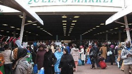 The project wants to hear from traders at Queens Market