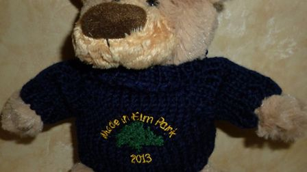 New teddy to help boost funds for Elm Park Regeneration Partnership projects