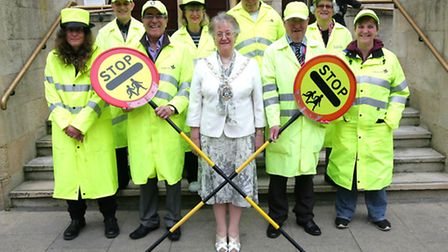 This year marks the 60 anniversary of School Crossing Patrols to celebrate this occasion all of R