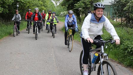 Cyclists can now safely cycle from the north of the borough to the River Thames in the south