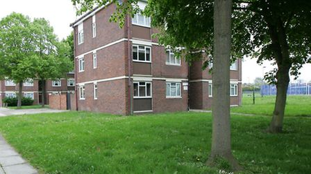 Residents said the attack was in Manford Way park, near flats in Woodman Path.